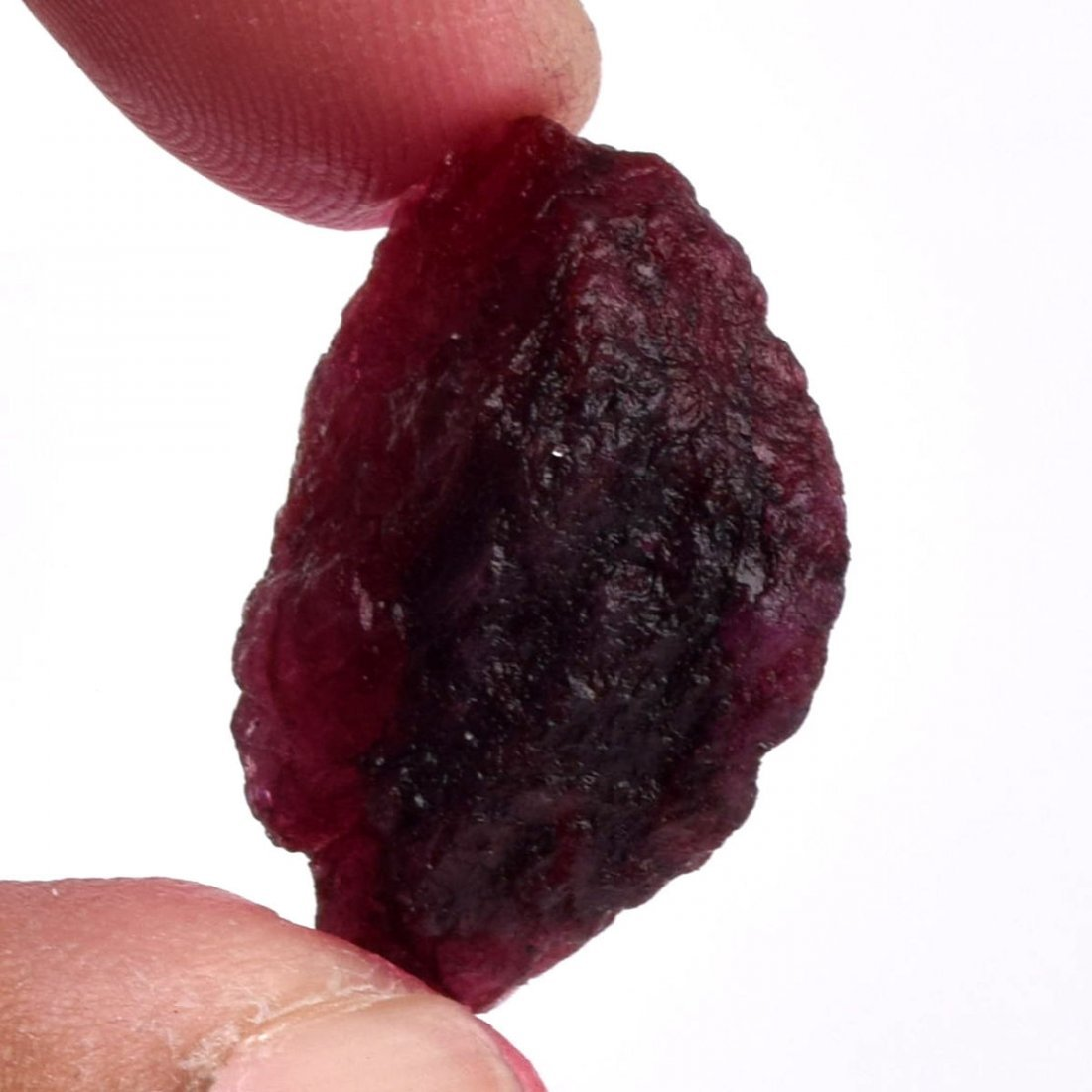 Natural Egl Certified African Red Ruby 23.50 Ct.