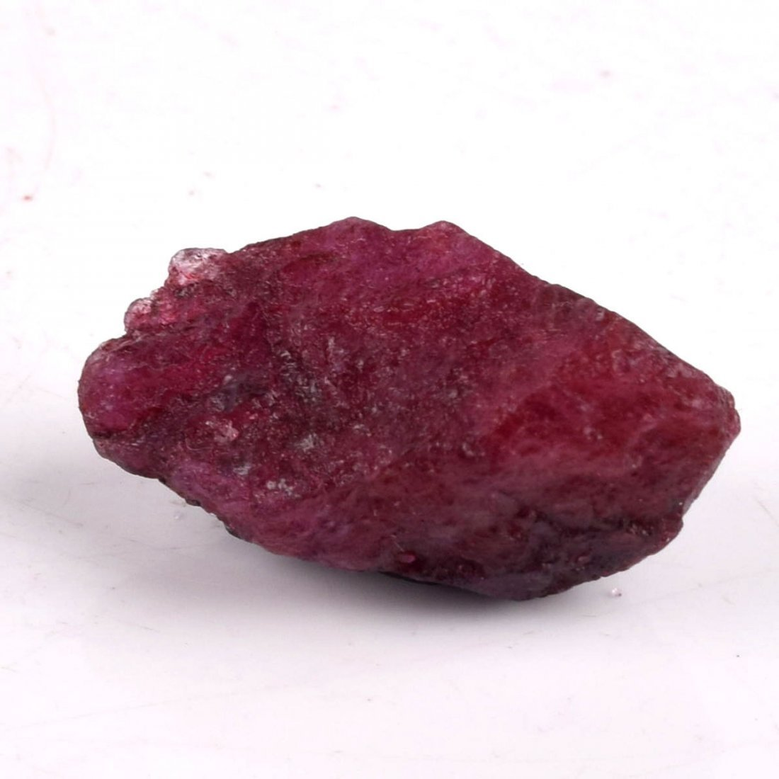 Natural Egl Certified African Red Ruby 23.50 Ct. - 2