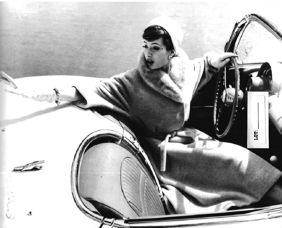 "Rico Pullman - German - France - Photo Print Size: 10""x"