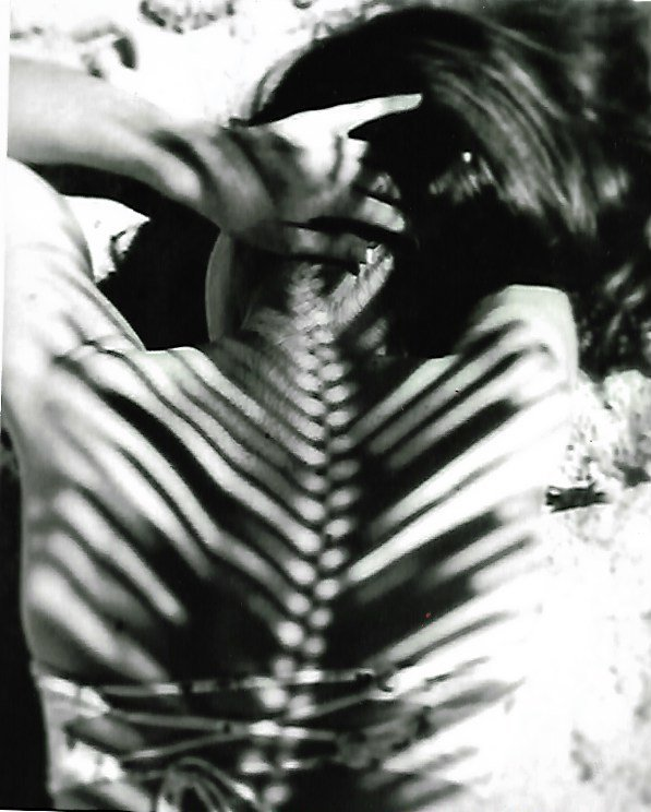 B&W Avant Garde Modernist Experimental Surrealist-Photo
