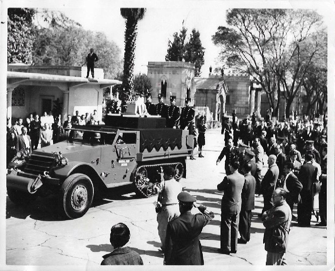 1960 Parade/Mexico City/50th Anniversary