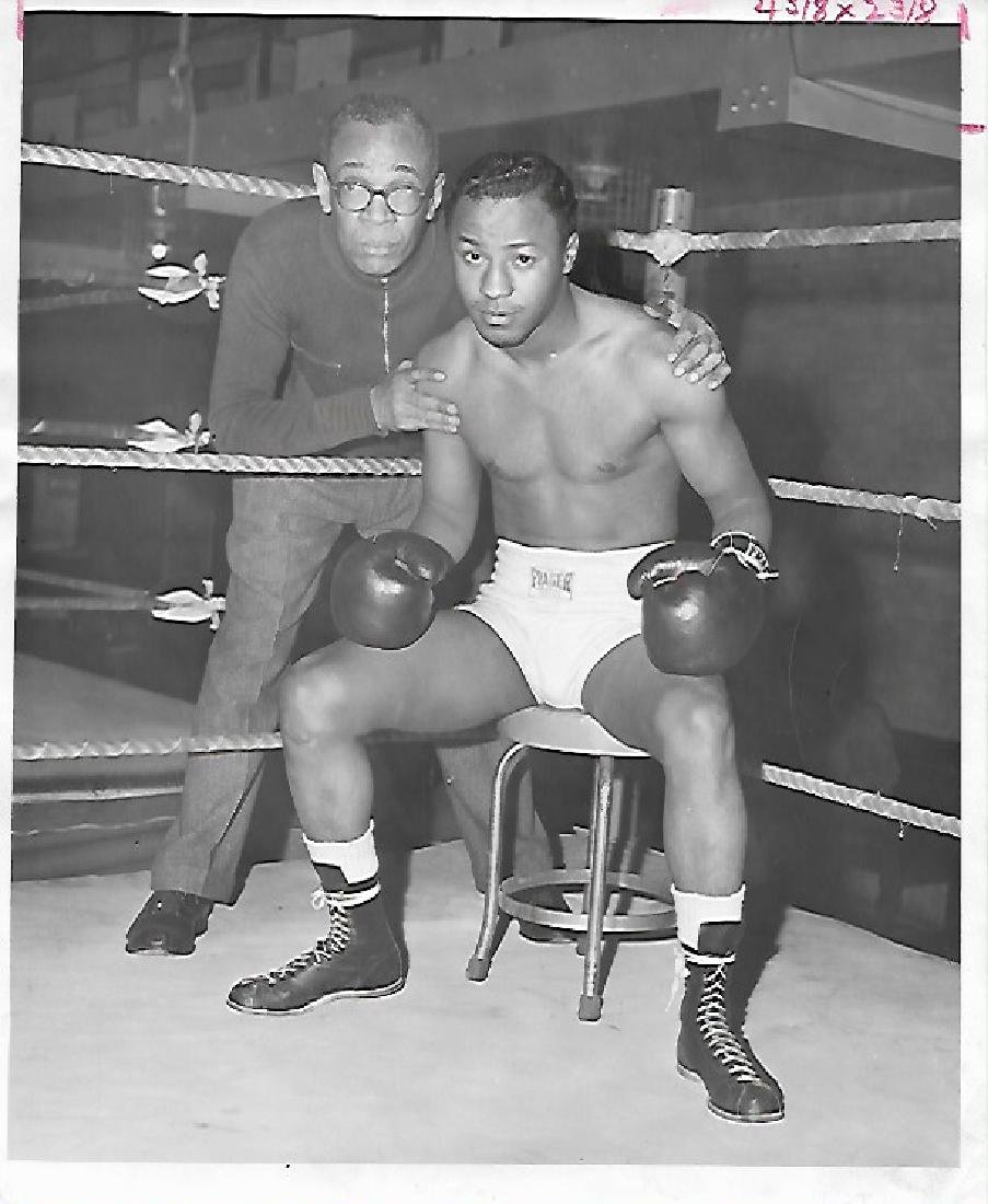 1965 Photo JOHNNY BRATTON Larry Amatee