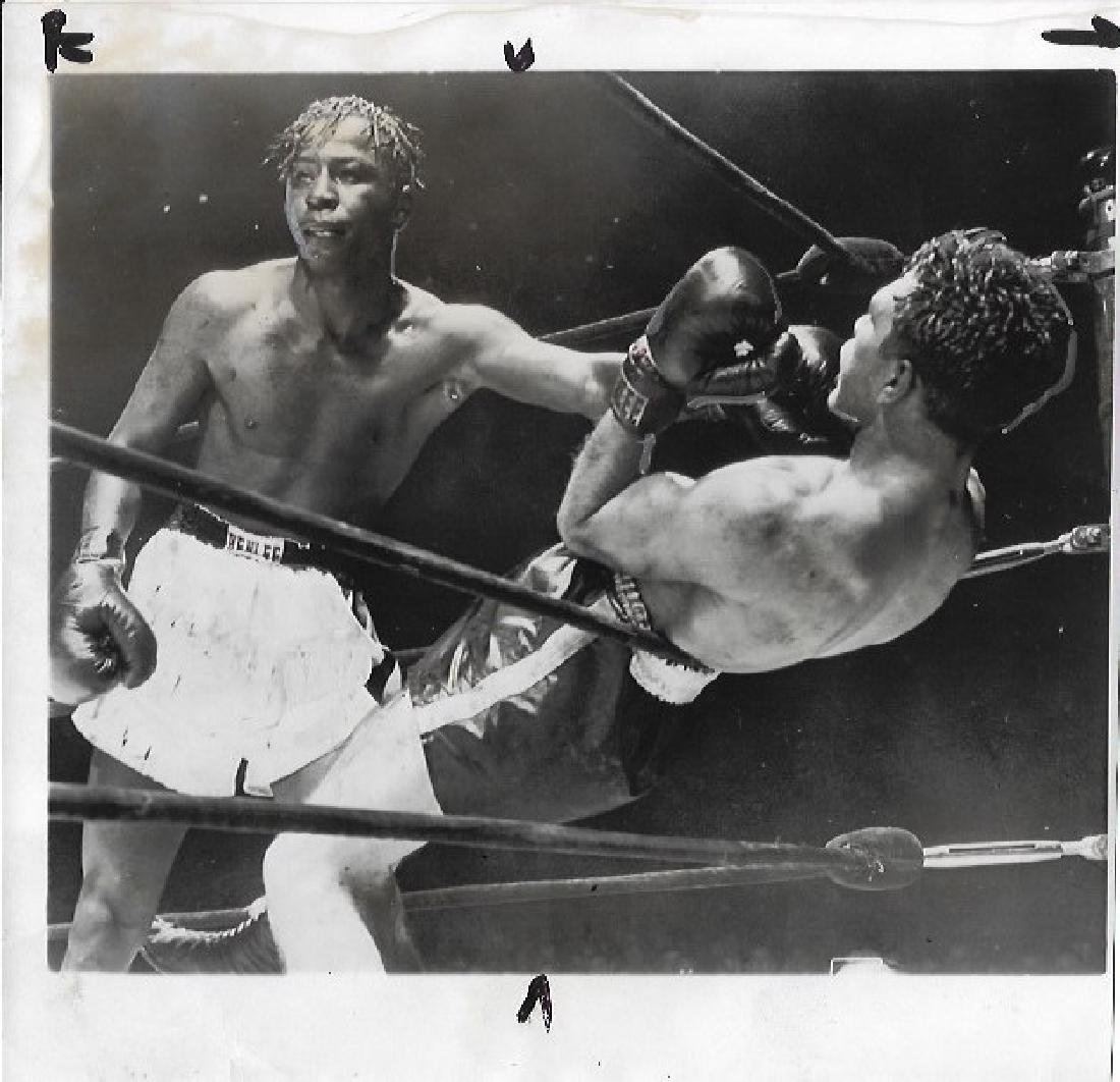 1952  Photo Johnny Bratton National Boxing Assoc