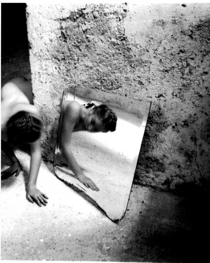 B & W Avant Garde Modernist Experimental- Photo