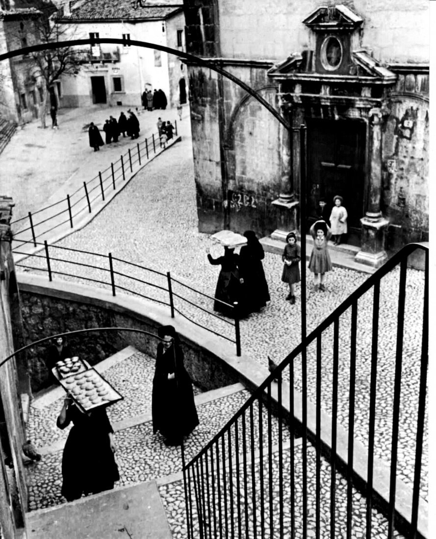 Black & White German Photo