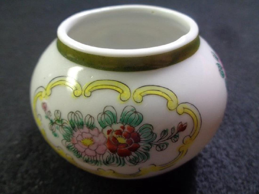 Small Asian Porcelain Bowl