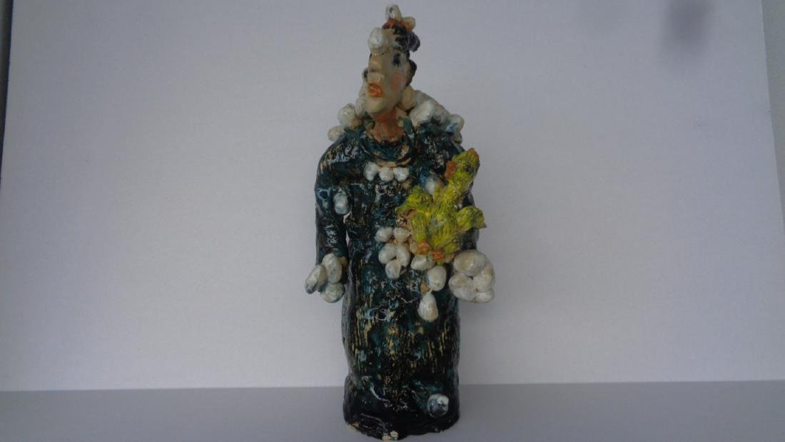 Original Lois B Herrick Whimsical Sculpture