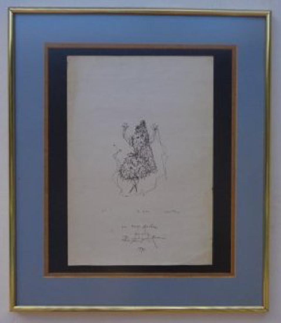 Rafael Alberti (Dec 1902 (Oct 1999) Print