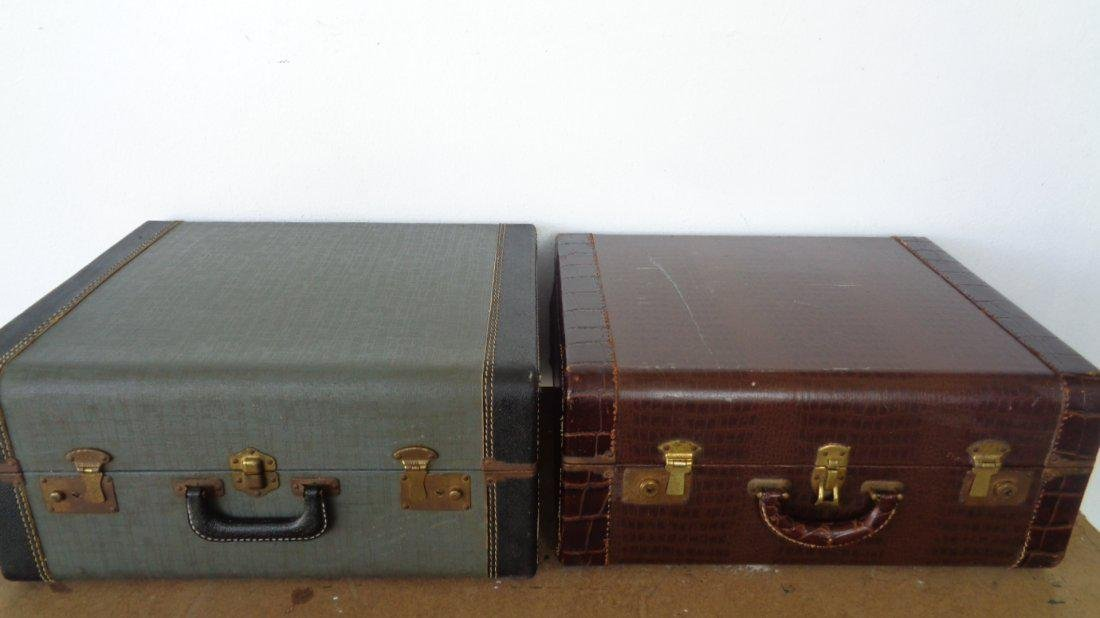 Lot of 2 Vintage Italian Pancordion and Stradavox Case