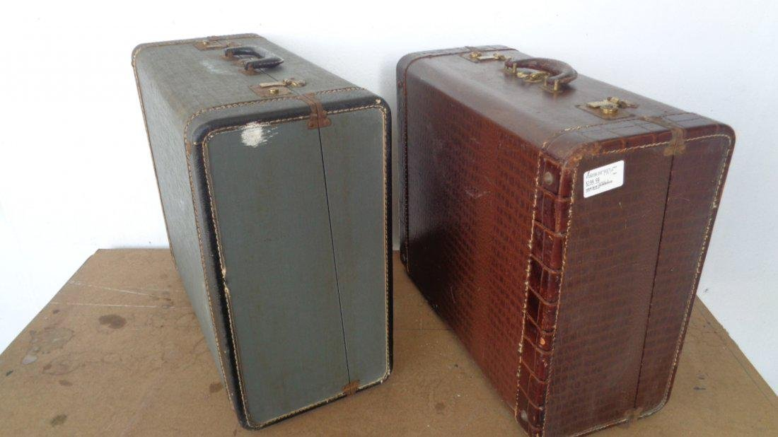 Lot of 2 Vintage Italian Pancordion and Stradavox Case - 2