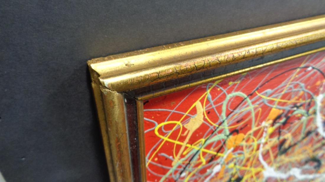 R Medina (Ame Born) N York - Original Signed Painting - 3