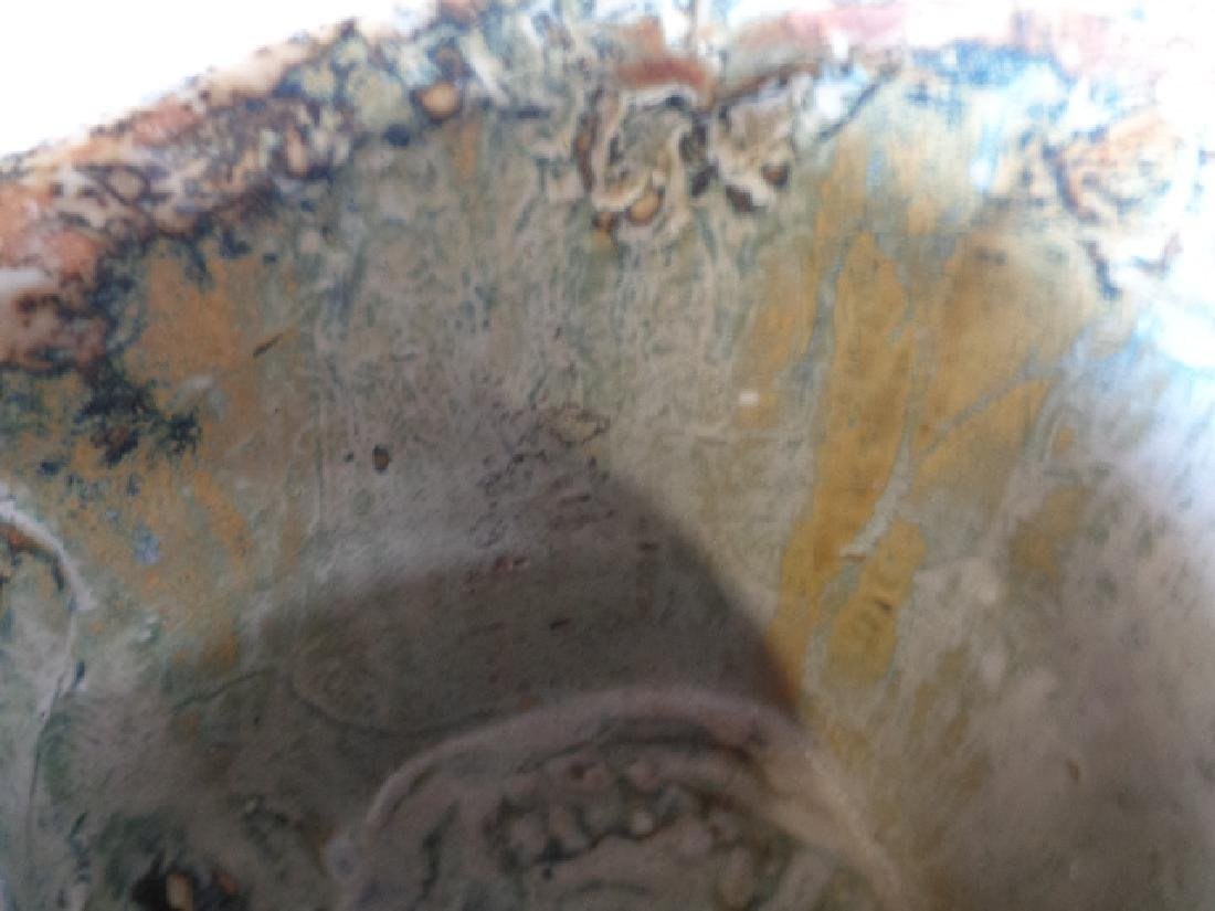 Original Lois B Herrick Abstract Ceramic Sculpture Vase - 3