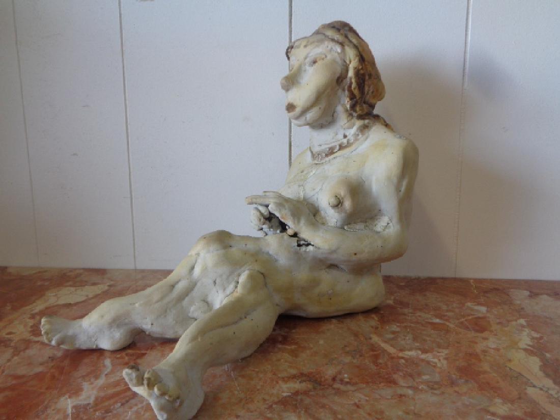 Original Lois B Herrick Abstract Biomorphic Sculptures