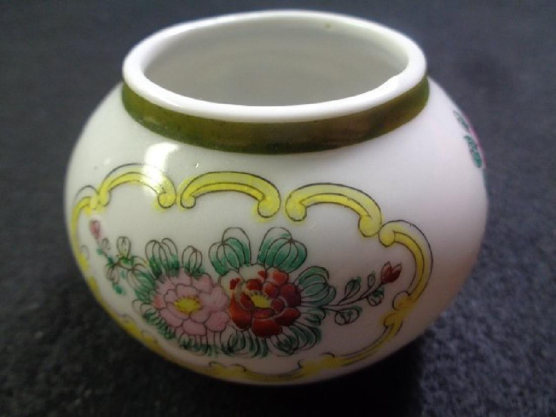 Small Asian Porcelain Bowl
