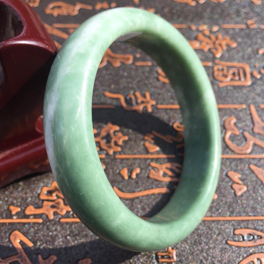 Natural Bangle Bracelet. inner: 62mm -outer: 75mm -Widt