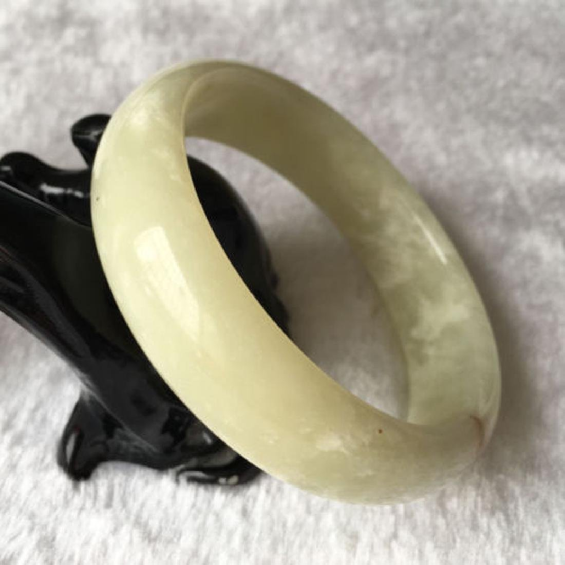 Natural Bangle Jade Bracelet