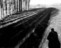 Rare BW Avant Garde Experimental Photo