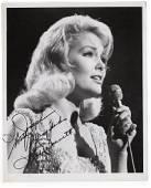 Linda Bennett Singer Signed Photo