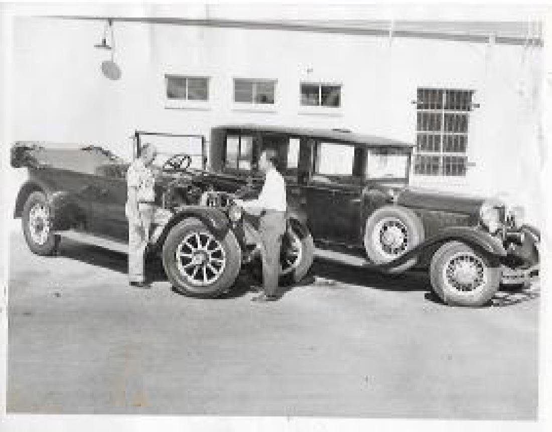 1954 -1918 PACKARD TWIN SIX AND 1931 LINCOLN