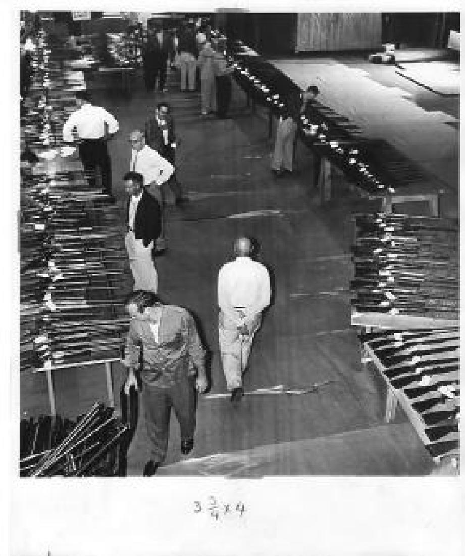 1961 Detroit Police Auction