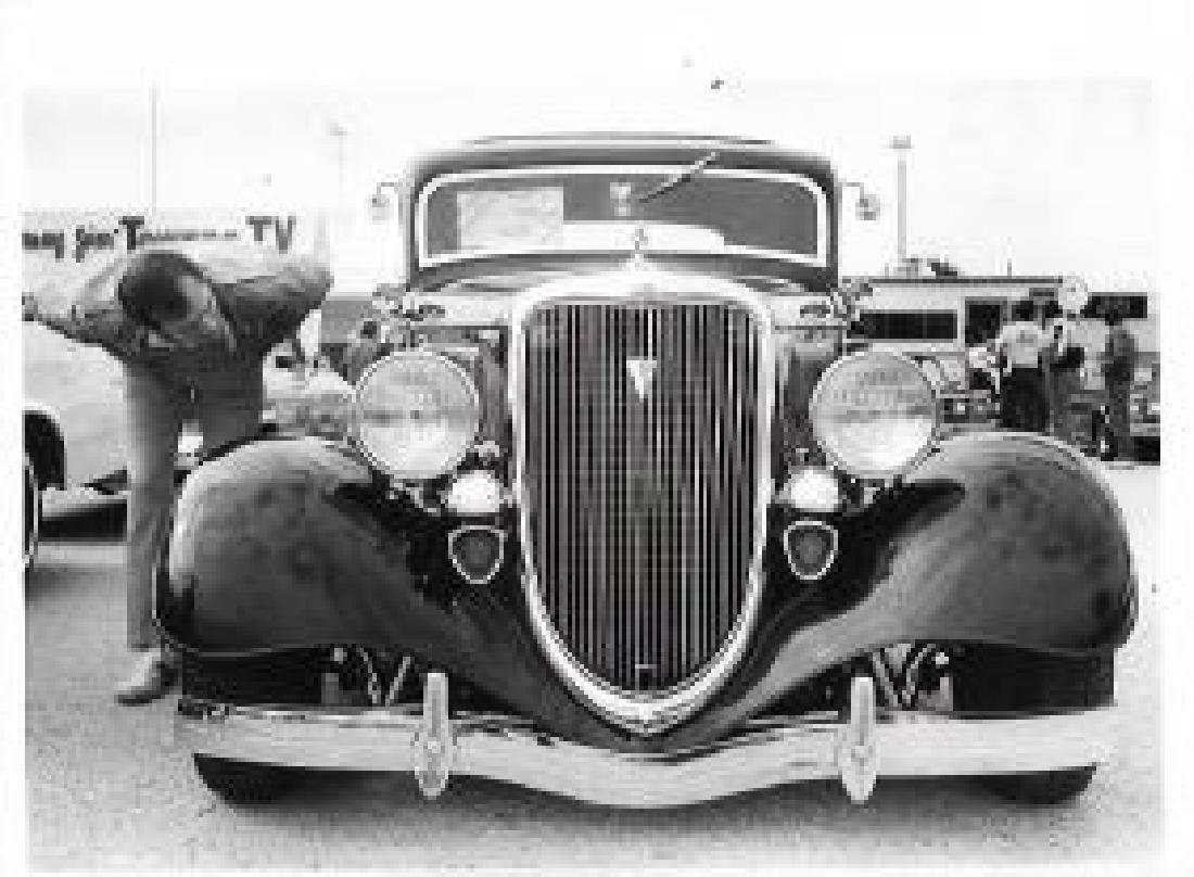1985 Photo 1934 Ford Coupe Antique Car. Apps Photo Size