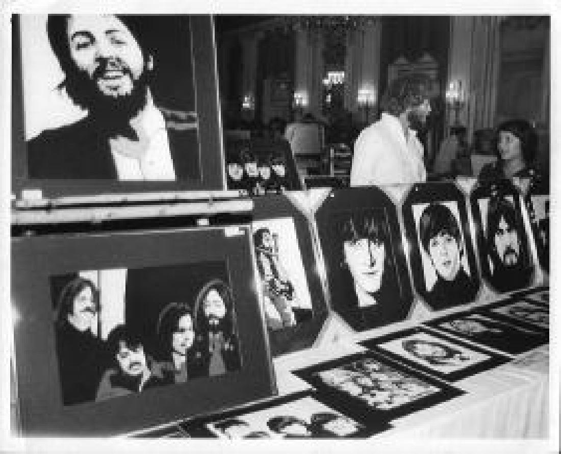 1979 Photo beatles Artwork chicago beatle fest
