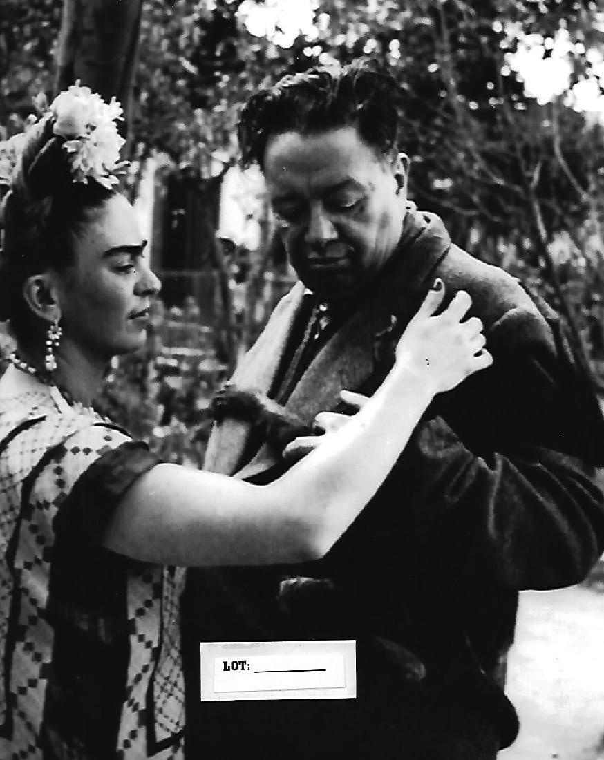 Color Celebrity Diego & Frida - Photo