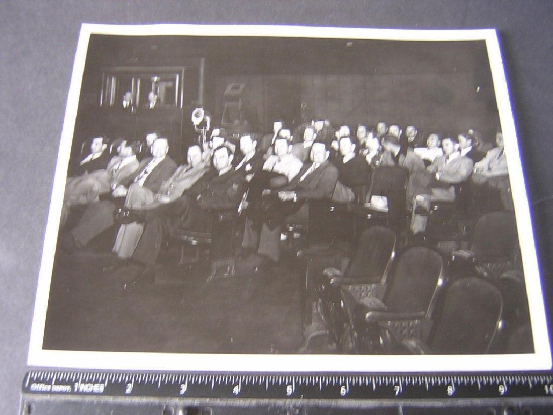 B&W Vintage WW2 Military Military & Ci.Photo