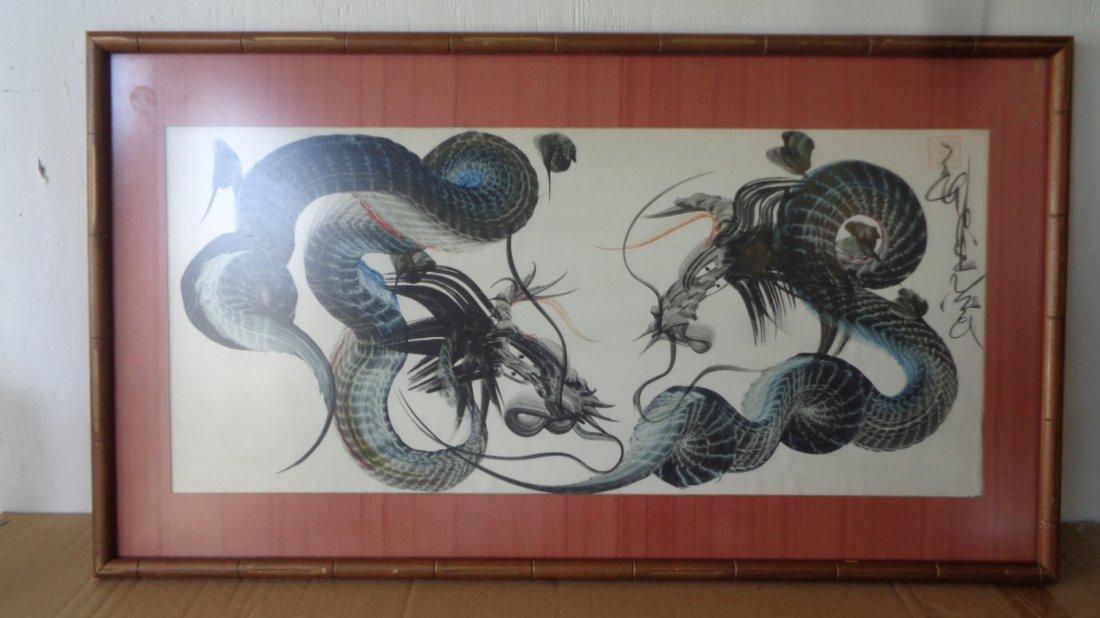 Original Chinese Ink Painting