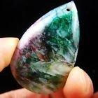 Rainbow Onyx Druzy Geode Agate Pendant
