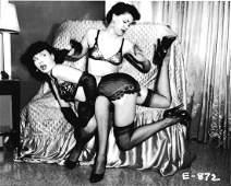 Betty Page Photo