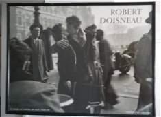 Robert Doisneau Lithograph Print