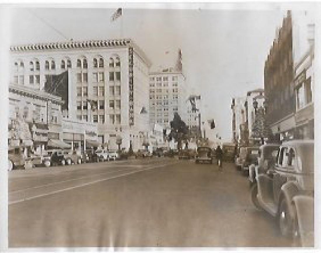 1937 Hollywood Boulevard California Cahuenga Drive