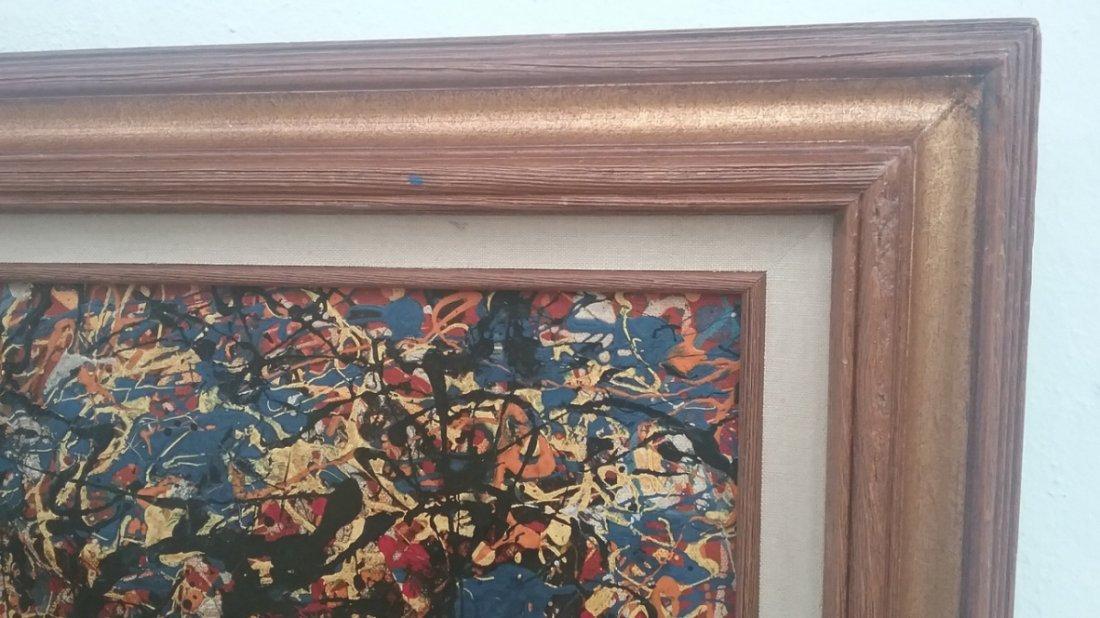 1951 Jackson Pollock Abstract Painting - 2