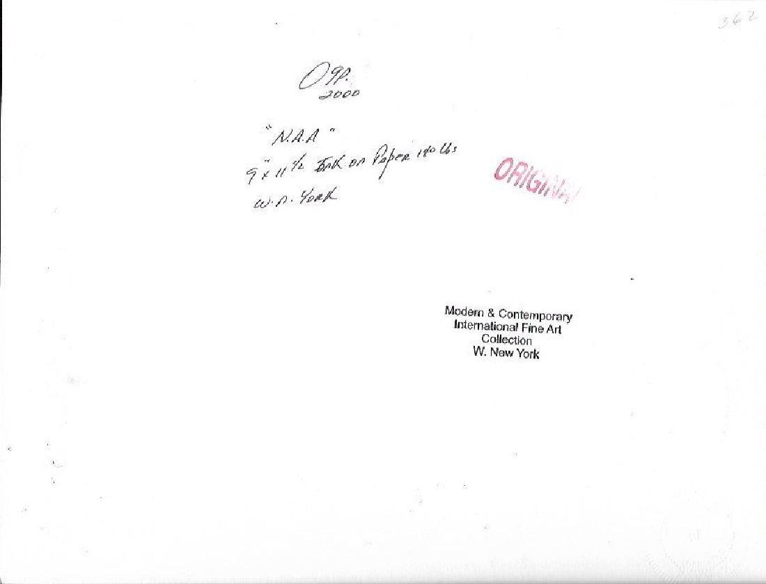 Original Lino Cut, Signed - 2