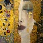 Gustav Klimt Giglee on Canvas