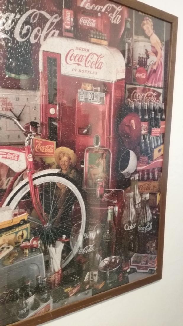 Old Coca Cola Sign - 2