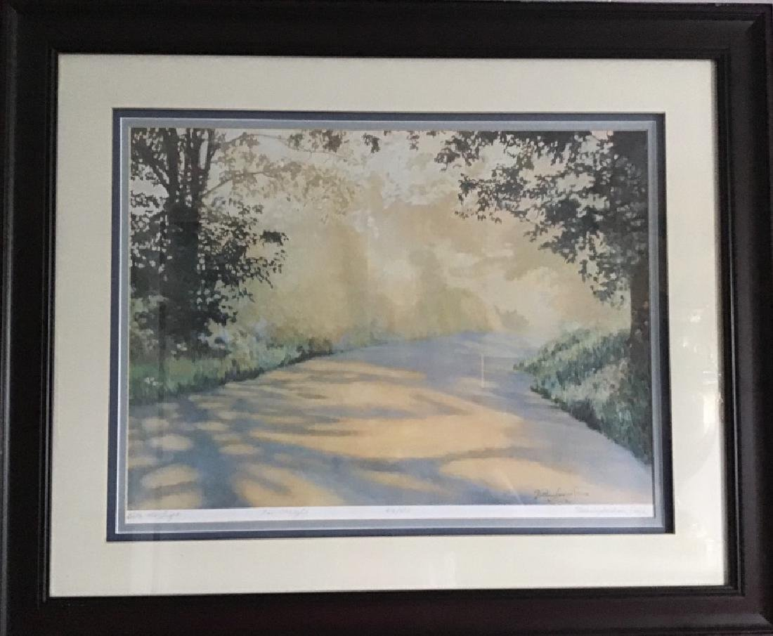 Lithograph Print signed & Numbered