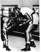 Cuban Boxing Champ KID GAVILAN