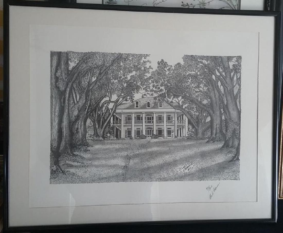 Engraving signed/numbered Bob Cioma - 3
