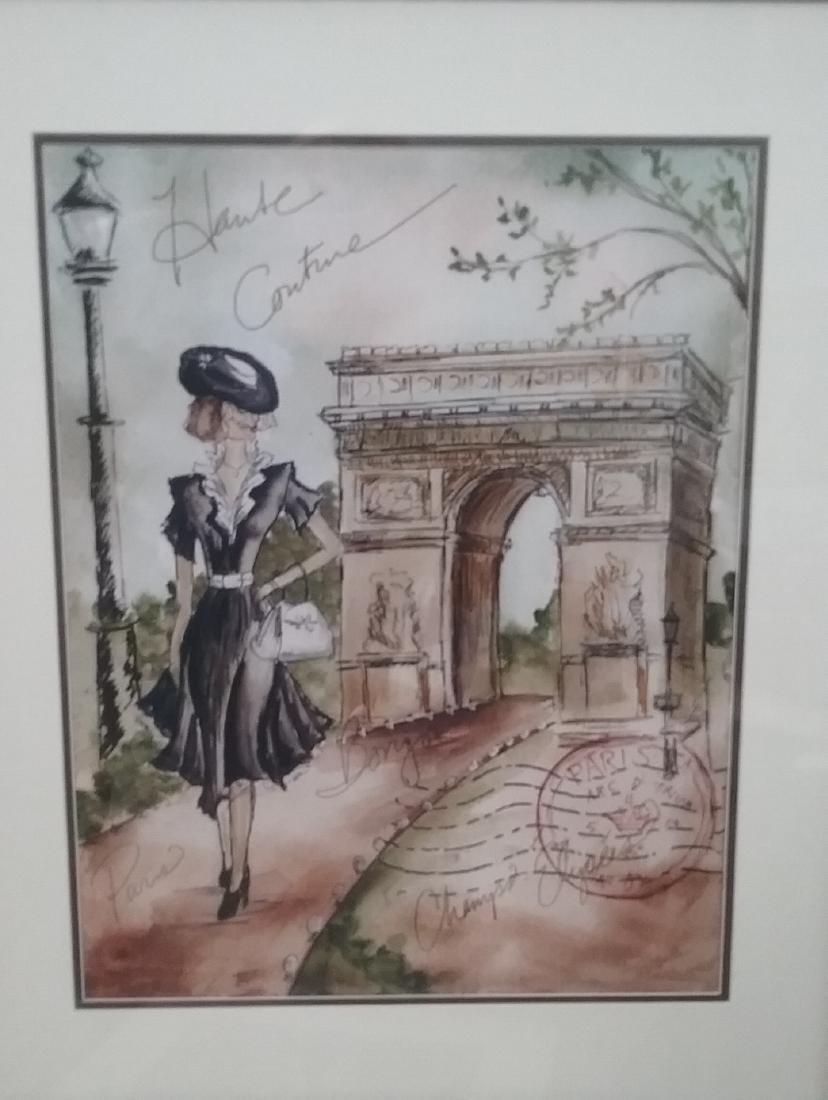 Haute Couture Print Paris - 2