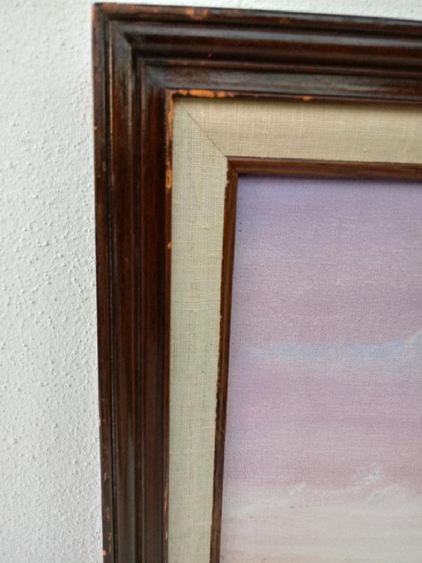 Original Acrylic Painting on Canvas-Framed - 3