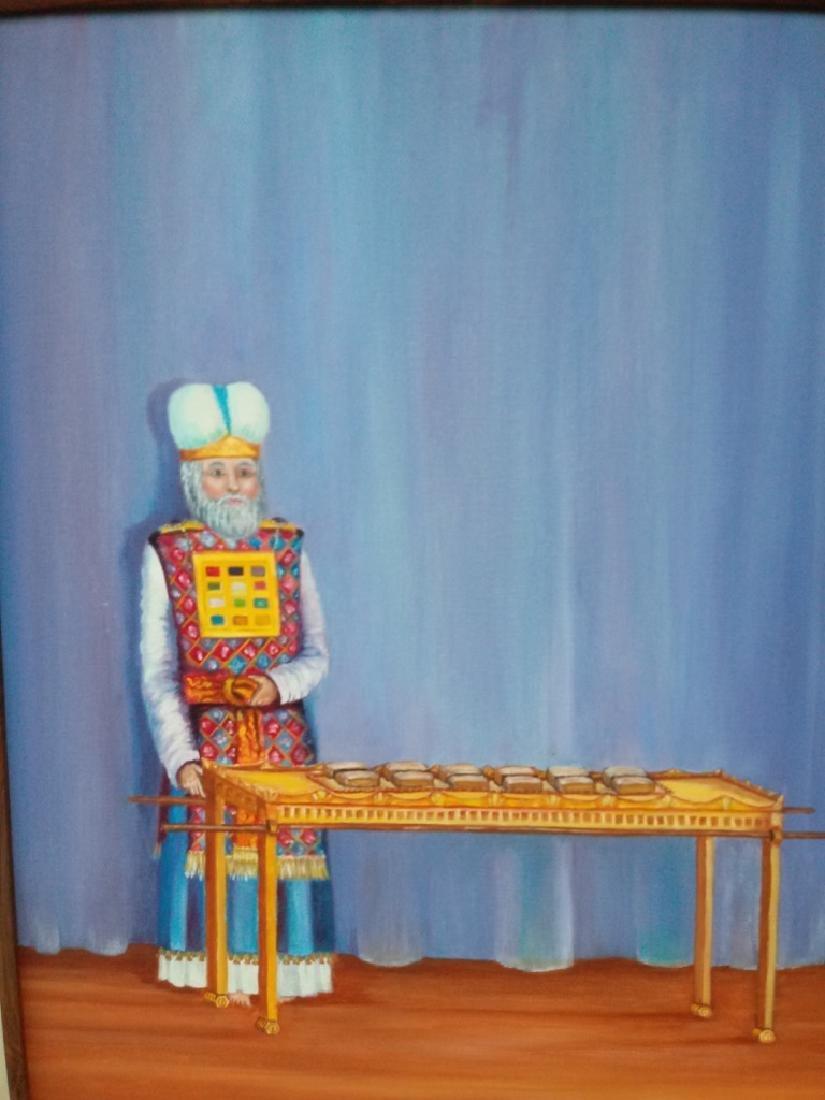 Original Acrylic Painting on Canvas-Framed - 2