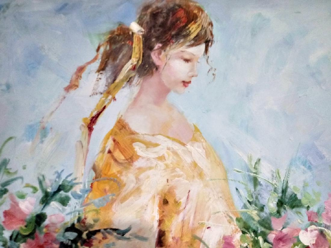 Original Painting signed on Canvas - 3