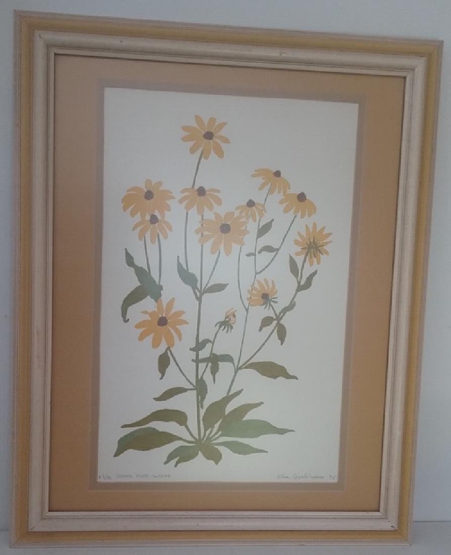 Engraving Original Painting signed numbered.