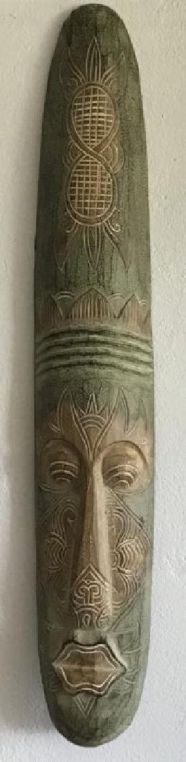 Original African Mask Wood Carved