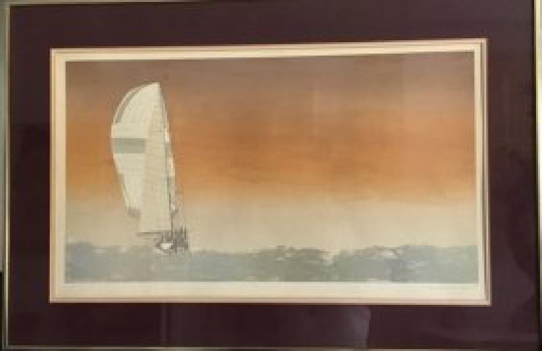 Engraving Signed & Numbered 221/375 - Meuucada 81