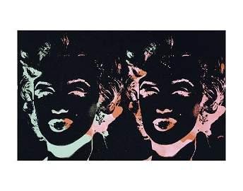 Andy Warhol Marilyn, c. 1979-86 Art Print