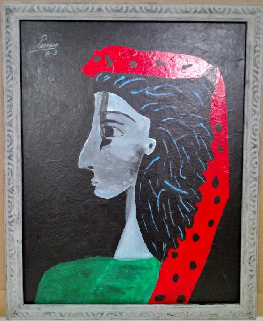 Pablo Picasso (Spanish, 1881-1973) -Style