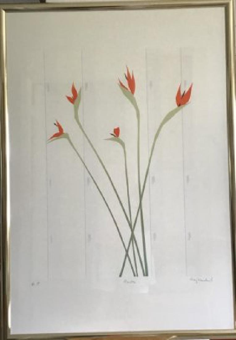Original Serigraph Signed & Numbered  by Roy